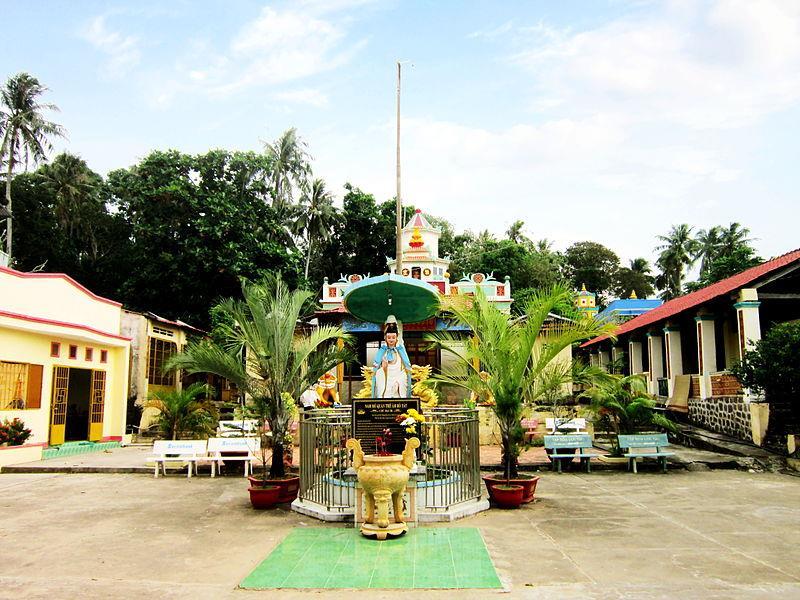 Campus at Sung Hung Pagoda