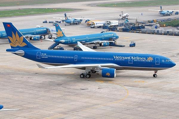 Vietnam Airlines tại sân bay quốc tế Phú Quốc