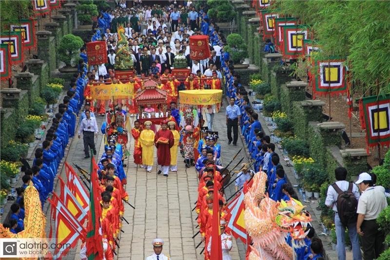 Hung King Festival 2014 recalls heroic era