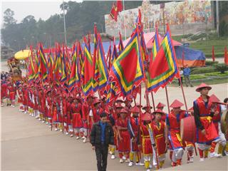 Hung Temple Festival 2015 lasts for six days