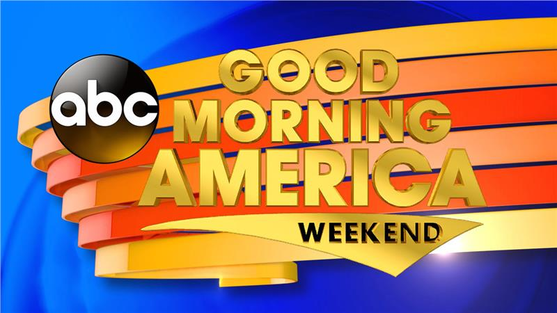 Logo of Good Morning America