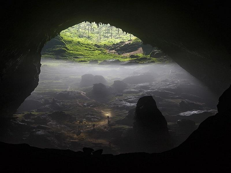 Photo of Son Doong got National Geographic award