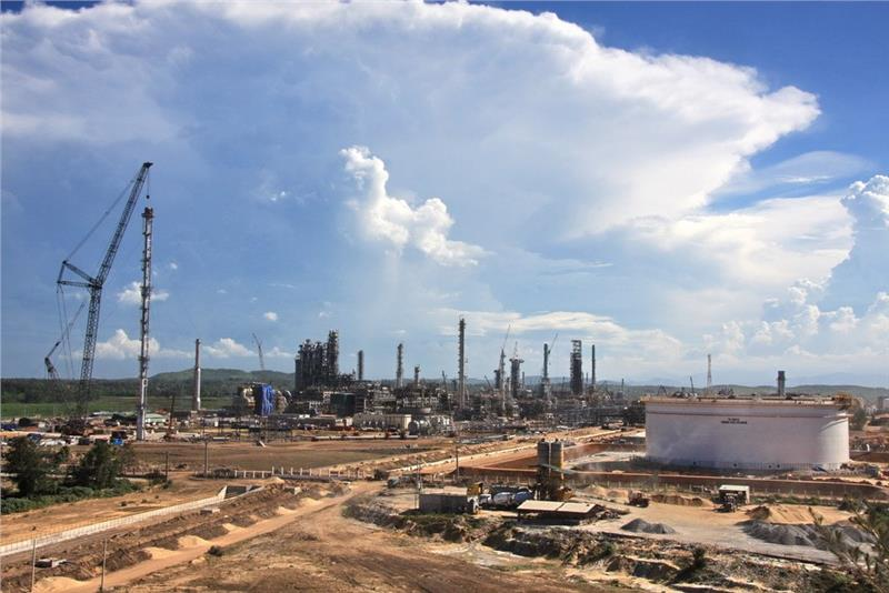 Dung Quat Oil Refinery