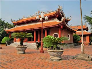 An Sinh Temple - The temple of the oath