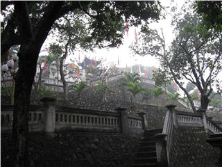 Story about Cua Ong Temple