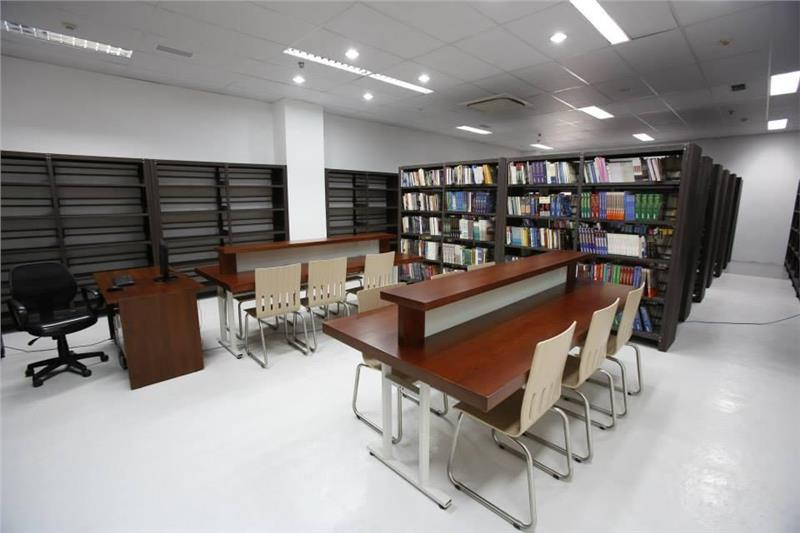 Quang Ninh Library and Museum -  Inside