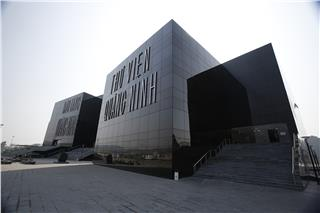 Quang Ninh Museum a new attraction in Halong