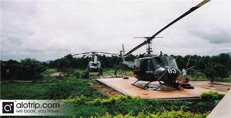 a corner of Khe Sanh Combat Base