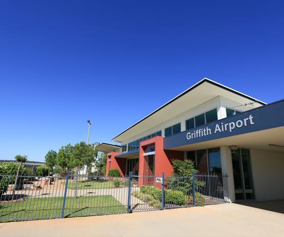Nhà ga sân bay Griffith