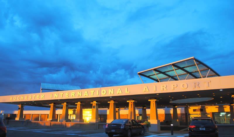 Sân bay quốc tế Rochester