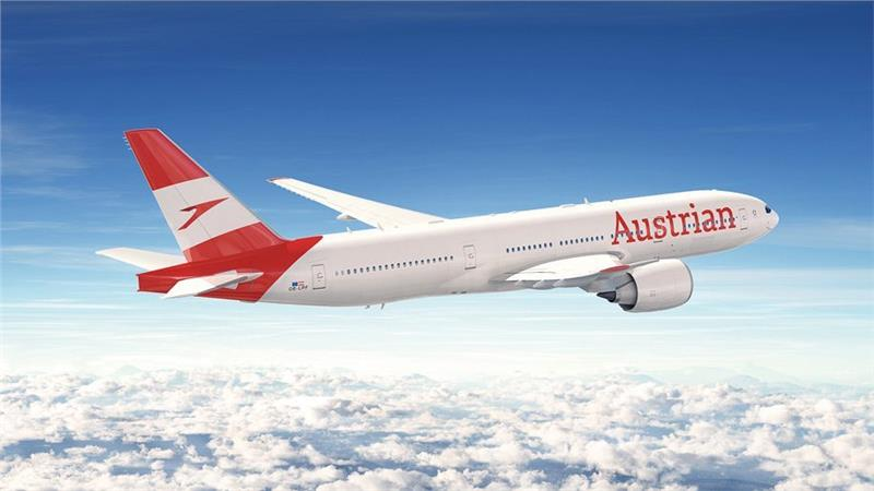Hãng hàng không Austrian Airlines
