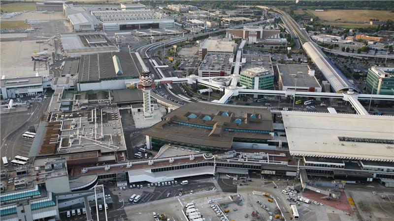 Sân bay quốc tế Rome