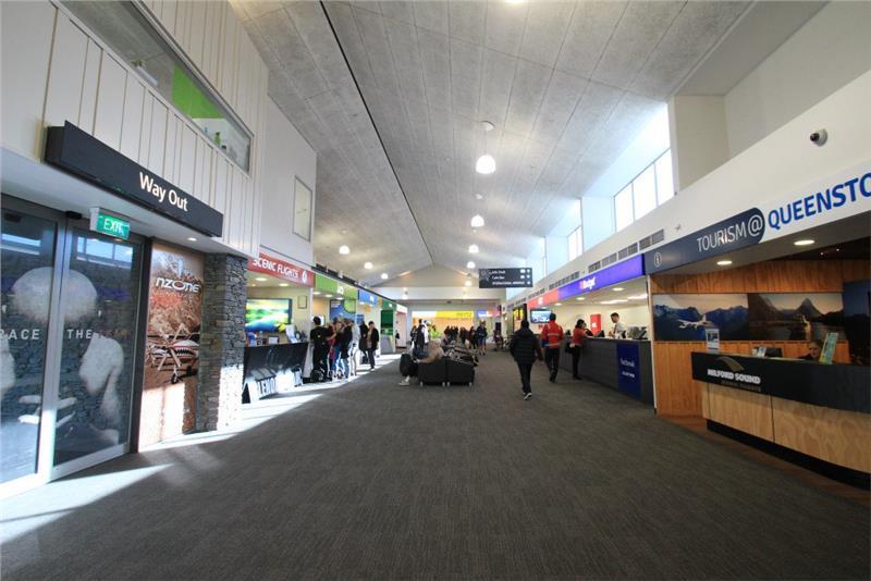 Sân bay quốc tế Queenstown