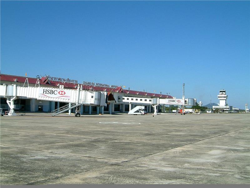 Sân bay quốc tế Chiang Rai