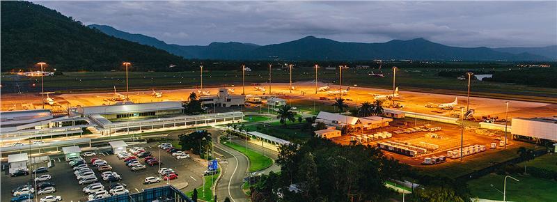 Sân bay quốc tế Cairns