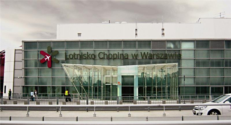 Sân bay quốc tế Frederic Chopin Warsaw