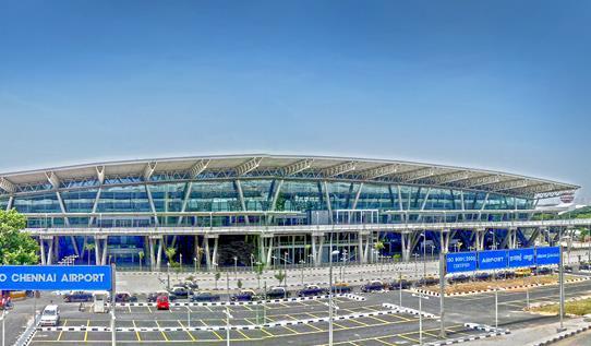Sân bay quốc tế Chennai
