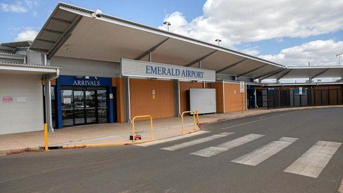 Sân bay quốc tế Emerald