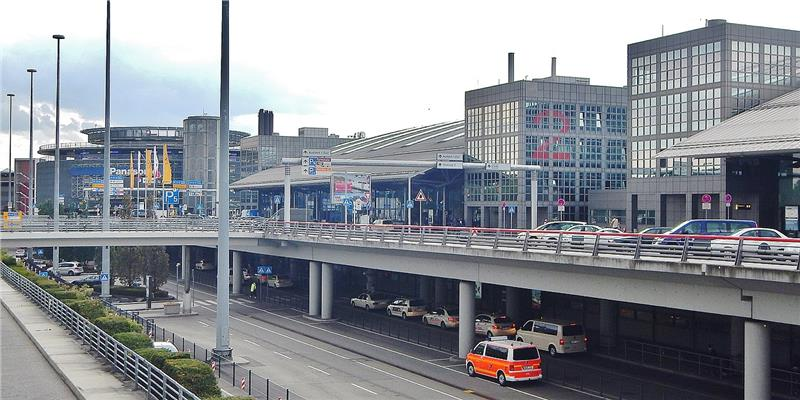 Sân bay quốc tế Hamburg