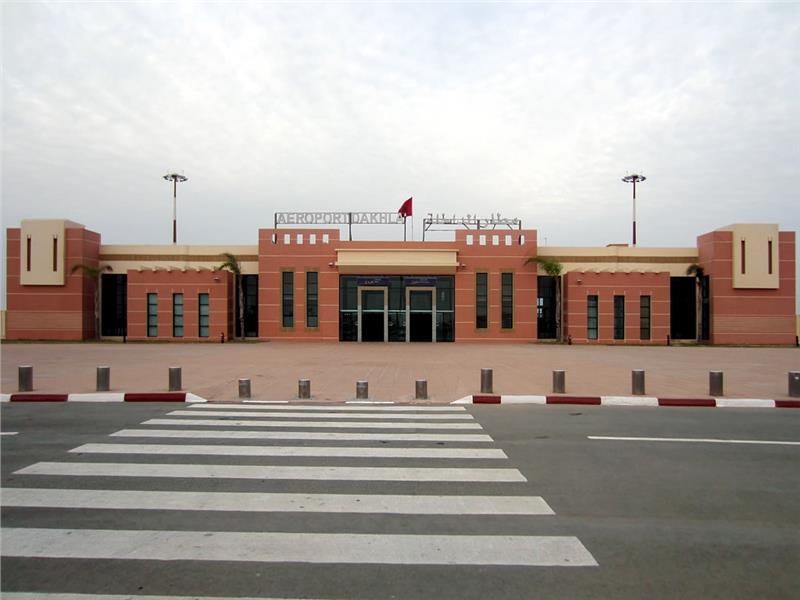 Sân bay Dakhla