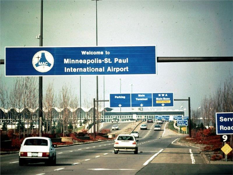 Sân bay quốc tế Minneapolis