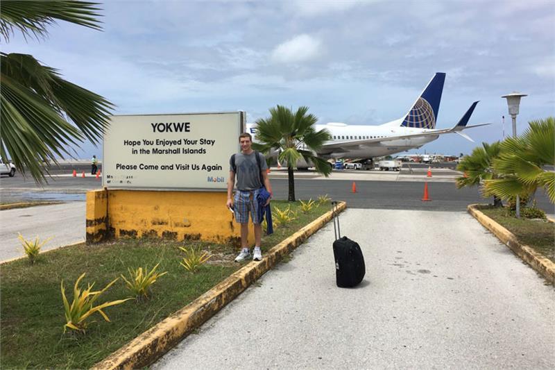 Sân bay quốc tế Marshall Islands