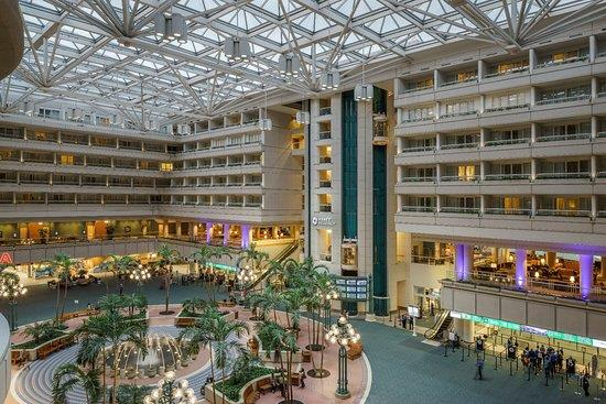 Nhà ga sân bay quốc tế Orlando