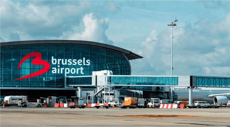 Sân bay quốc tế Brussels