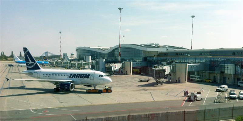 Sân bay quốc tế Bucharest