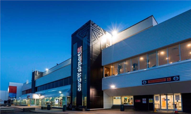Sân bay quốc tế Cardiff