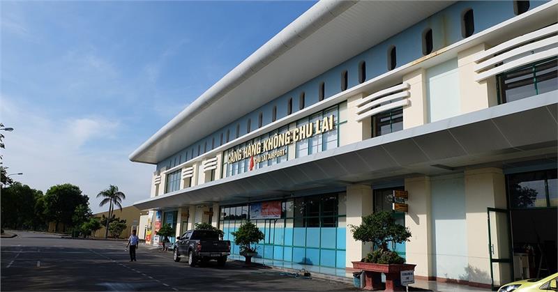 Sân bay Chu Lai - Quảng Nam