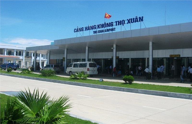 Sân bay Thọ Xuân – Thanh Hóa