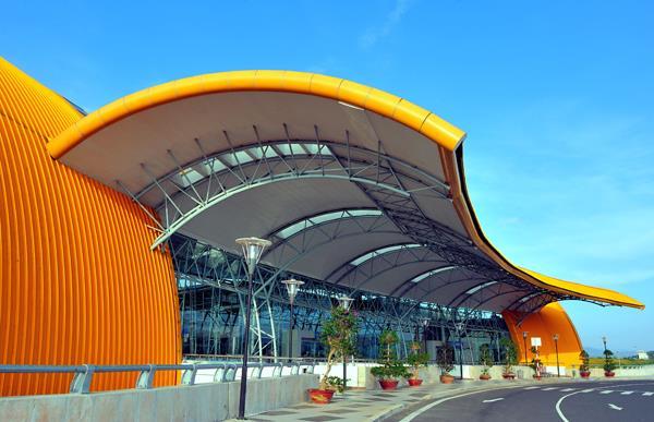 Một phần sân bay Liên Khương