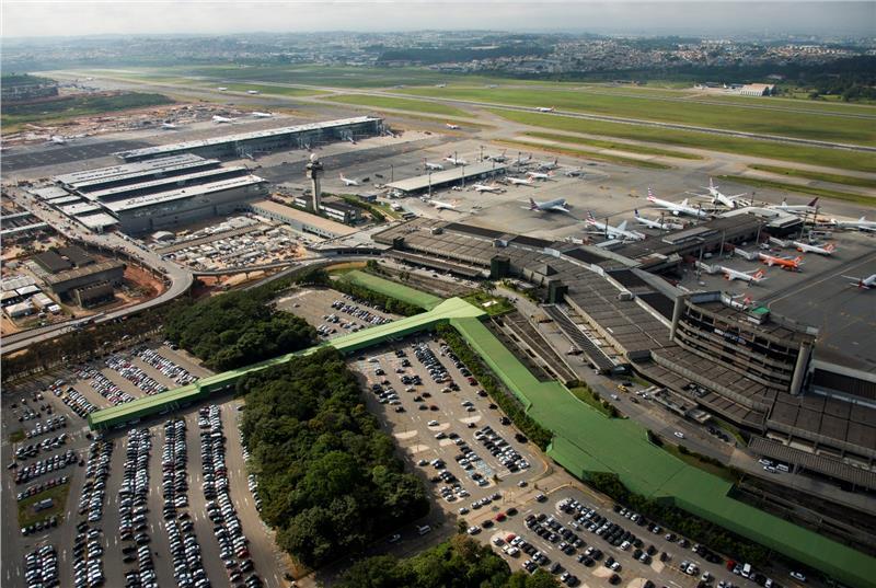Sân bay quốc tế Sao Paulo – Guarulhos