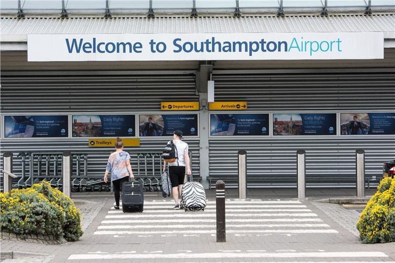 Sân bay quốc tế Southampton