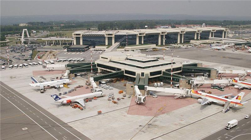 Sân bay quốc tế Milan