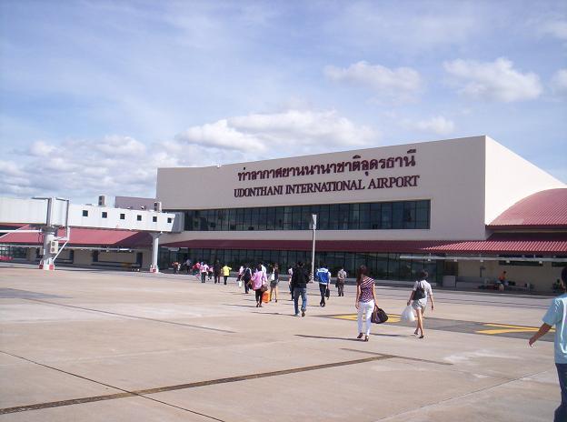 Sân bay quốc tế Udon Thani