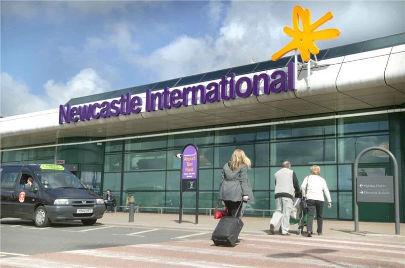 Sân bay quốc tế Newcastle