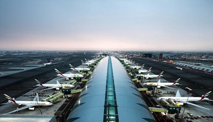 Sân bay quốc tế Dubai