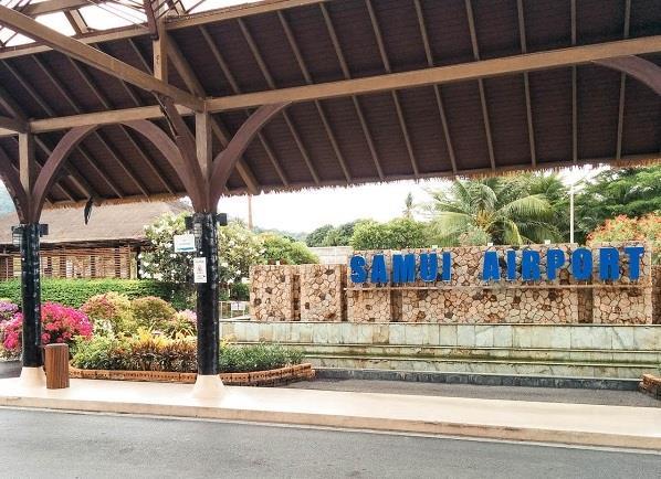 Sân bay quốc tế Samui