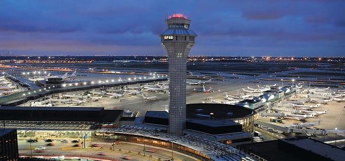 Sân bay quốc tế Chicago