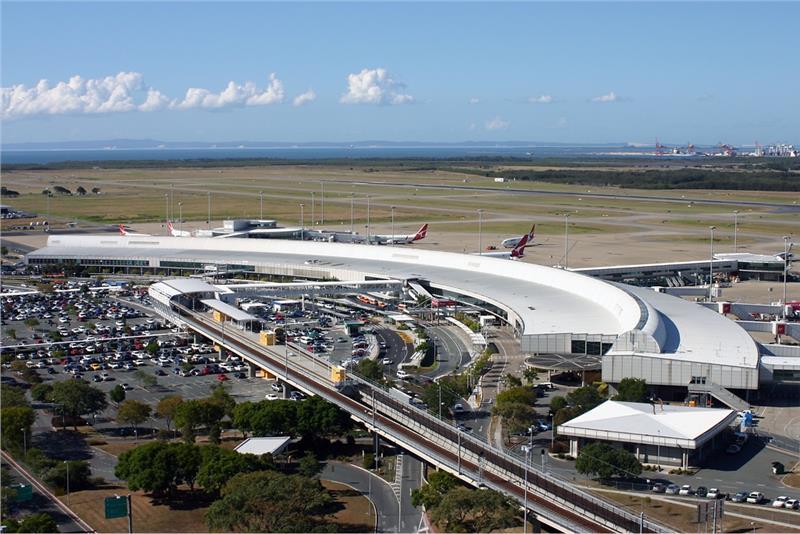 Sân bay quốc tế Brisbane