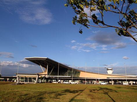 Sân bay quốc tế Johor Bahru