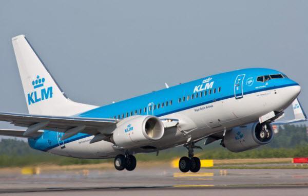 Hãng hàng không KLM Royal Dutch Airlines