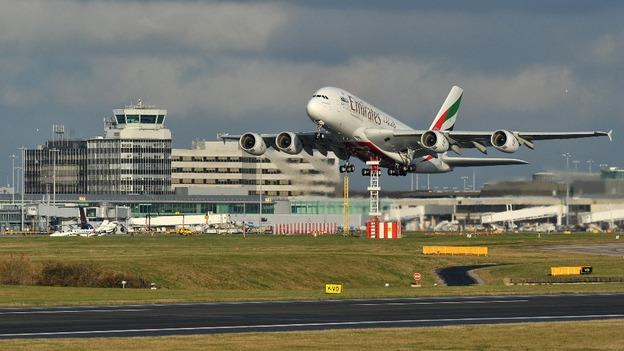 Sân bay quốc tế Manchester