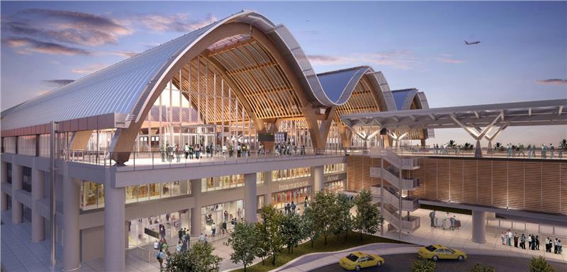 Sân bay quốc tế Mactan Cebu