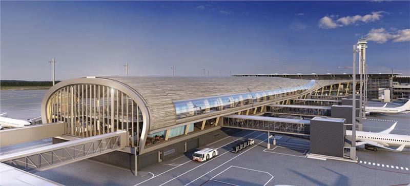 Sân bay quốc tế Oslo