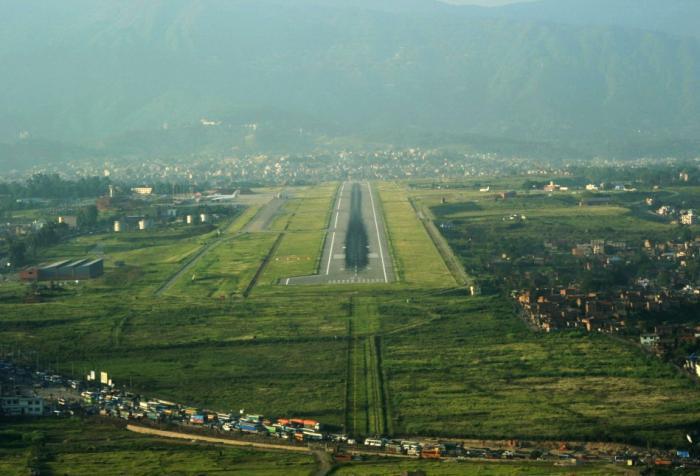 Sân bay quốc tế Tribhuvan - Kathmandu