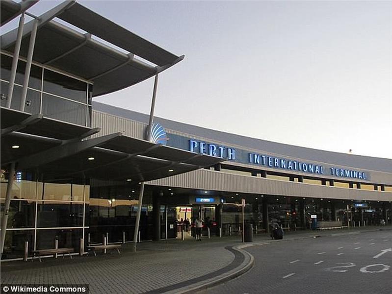 Sân bay quốc tế Perth