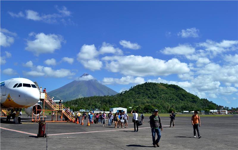 Sân bay Legazpi